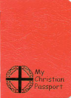 My Christian Passport - Record of a Child\'s Sacraments