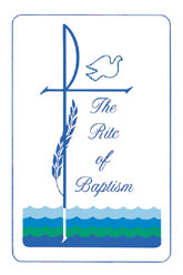 Baptism Rite of Baptism Booklet 50/box