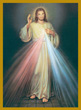 Living Mass Card Divine Mercy 100/box