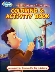 Coloring & Activity Book: Ep 14: Stations of the Cross