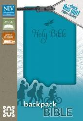 Backpack Bible-NIV-Zipper Closure