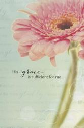 His Grace Is Sufficient for Me. Large Journal