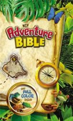 Adventure Bible, NIV, Lenticular (3D Motion)