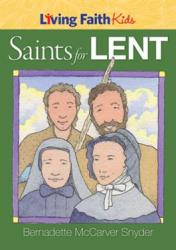 Living Faith Kids: Saints for Lent 10/Pkg