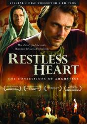 Restless Heart Confessions of St. Augustine DVD