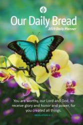 Our Daily Bread Daily Planner 2019