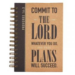 Commit to the Lord Journal Wir