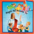 Angels All Around Us (Puzzle Book)