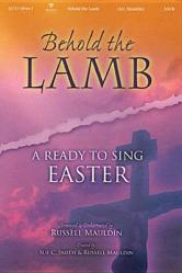 Behold the Lamb; A Ready to Sing Easter With CD (Audio)