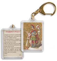 Key Chain St. Florian