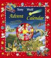 Advent Calendar [With 24 Mini Books]