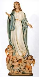 "Mary Assumption by ""Murillo\"" Statue  36\"" - 66\"""