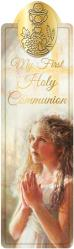 Bookmark First Communion Girl