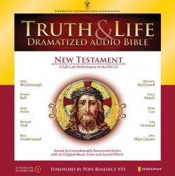 The Truth and Life Dramatized New Testament Audio Bible CD