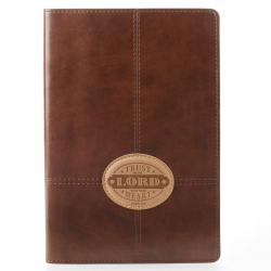 Journal - Lux-Leather - Brown