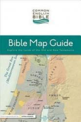 Ceb Bible Map Guide: Explore the Lands of the Old and New Testaments