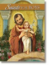 Book Saints for Boys