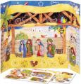 Advent Calendar Children's with Stickers
