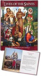 Book Lives of the Saints for Children
