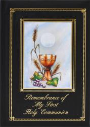 Remembrance of My First Holy Communion-Sacramental-Boy: Marian Children\'s Mass Book