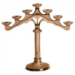 Altar Candelabra 3, 5, 7 Lite Fixed Arms, 232 Series