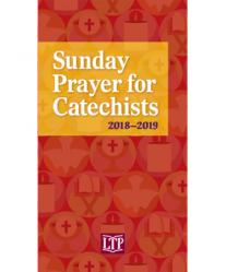 Sunday Prayer for Catechists 2018-2019