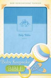 Baby Keepsake Bible-NIV