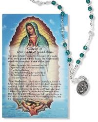 CHAPLET OF OUR LADY OF GUADALUPE